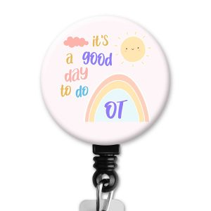 A Good Day to do OT Badge Reel